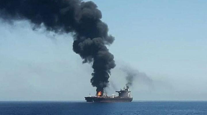 İsrail gemisine saldırıda iki can kaybı