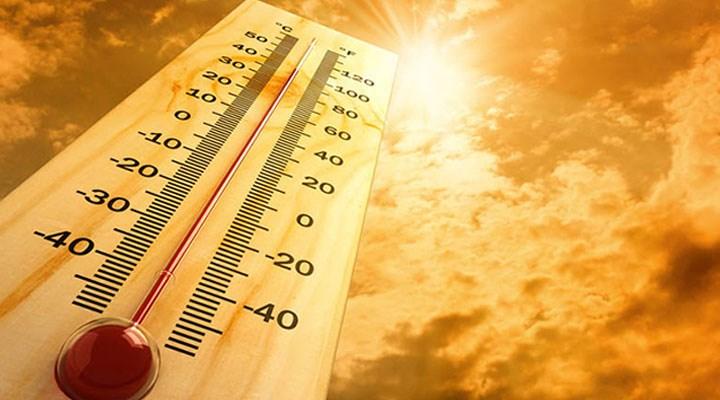 Meteoroloji'den Marmara için sıcaklık uyarısı