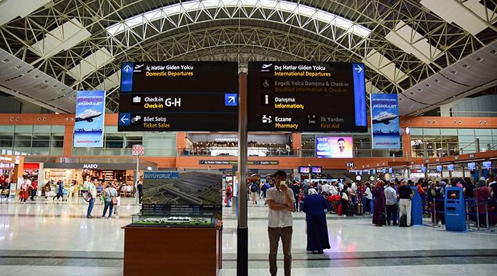 Sabiha Gökçen Havalimanı'nda hırsızlık yapan 3 kişi yakalandı