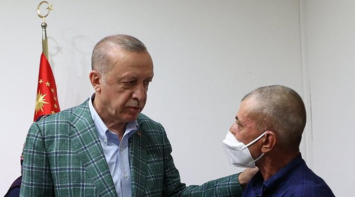 """""""Şahin Akdemir'in ailesini ziyaret etmedi, ayağına getirtti"""""""