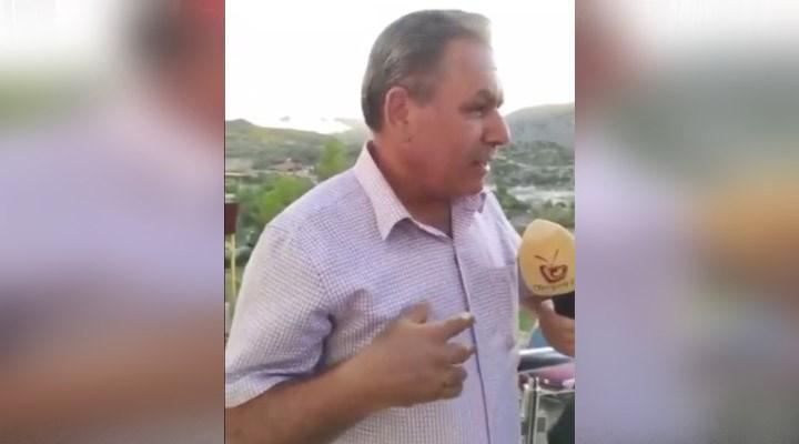 AKP'li başkandan skandal açıklaması için skandal özür