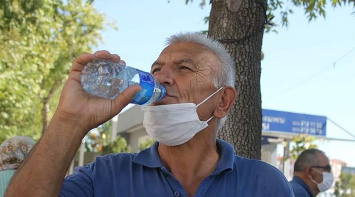 Aydın'da sıcaklık rekoru kırıldı, Valilik yangınlara karşı uyardı