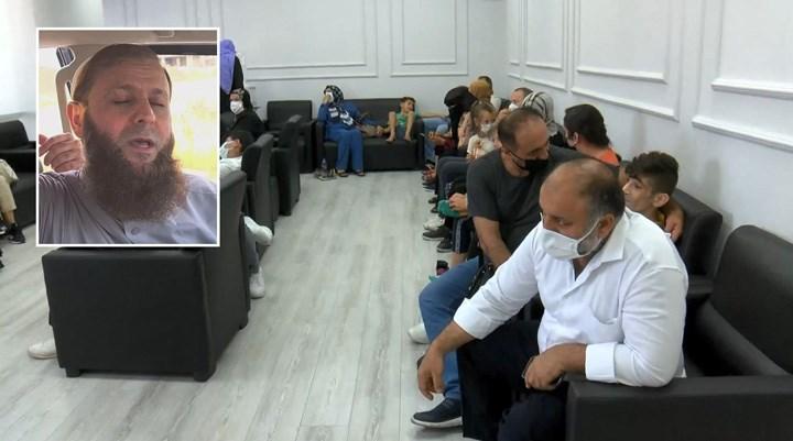 Başakşehir'de 'dayaklı tedavi' kuyruğu: Şarlatanın ofisi mühürlendi