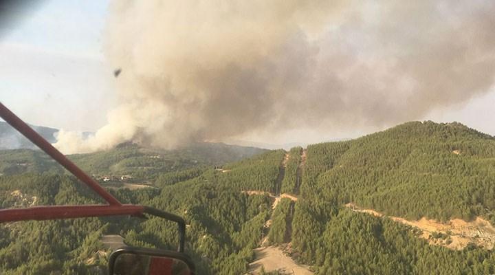 CHP'li vekillerden Menteşe çağrısı: Yangın evlere kadar ulaştı
