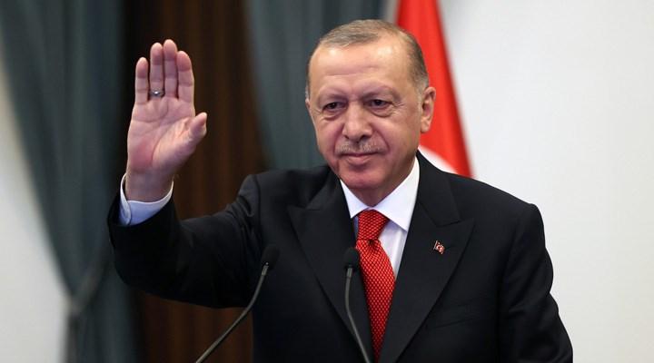 Erdoğan'dan 73 ülkeye dayanışma teşekkürü