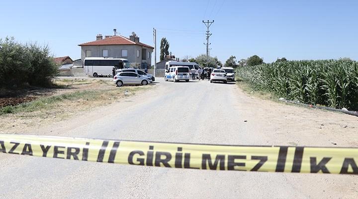 Konya'da Dedeoğulları ailesinden 7 kişinin öldürüldüğü katliamla ilgili 10 kişi tutuklandı