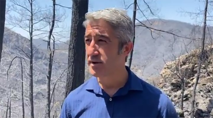 Marmaris Belediye Başkanı Oktay: Hava desteği yetersiz