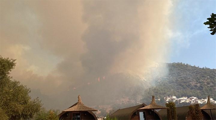 Milas Belediye Başkanı Tokat: Yangın kritik eşiği aştı