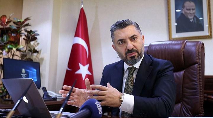 """""""RTÜK Başkanı Şahin, televizyon yöneticilerini tehdit etti"""" iddiası: """"Yangınları göstermeyin yoksa en ağır cezayı veririm"""""""