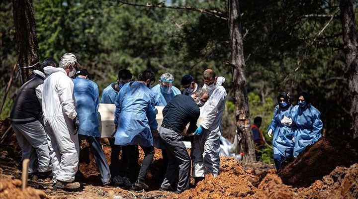 Türkiye'de koronavirüs nedeniyle hayatını kaybedenlerin sayısı 2 ay aranın ardından 100'ü aştı