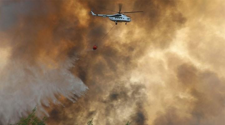 Orman Müdürlüğü, 26 helikopter alımı için bin TL kaynak ayırdı