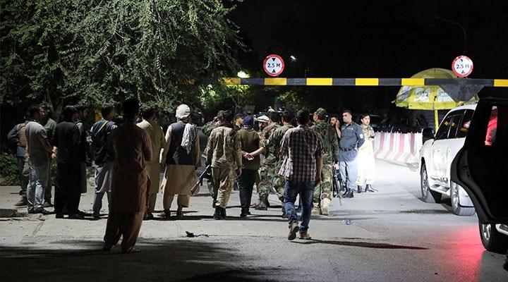 Afganistan Savunma Bakanı'nın evine düzenlenen saldırıyı Taliban üstlendi