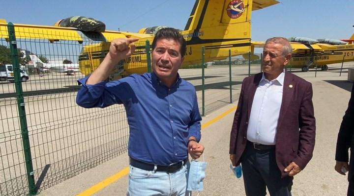 CHP'li vekiller THK'de: Bize verin, tamir ettirelim