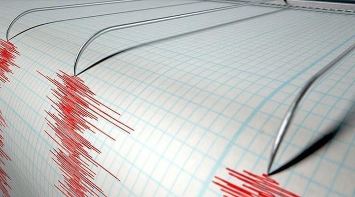Datça açıklarında art arda depremler
