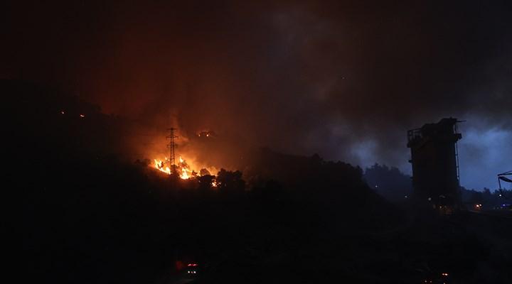 Muğla Büyükşehir Belediye Başkanı Gürün: Yangınla ilgili bize bilgi veren yok
