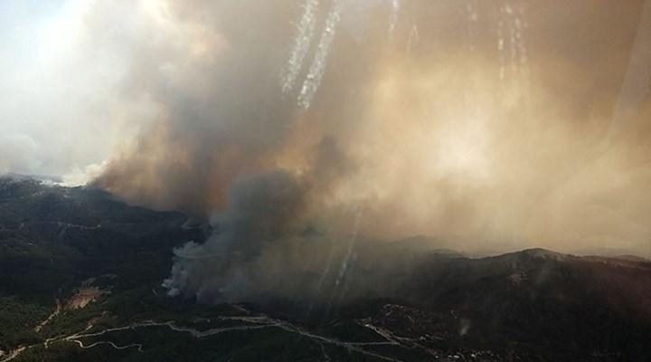 Sigorta şirketlerine yangınlardan kaynaklı 641 başvuru yapıldı