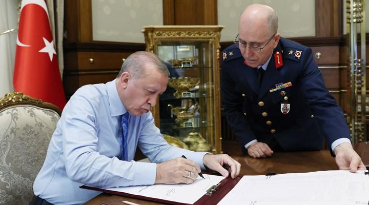 Yüksek Askeri Şura kararları açıklandı