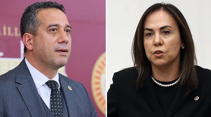 CHP'li Ali Mahir Başarır: AKP'li vekilin egosu yüzünden iki polis açığa alındı