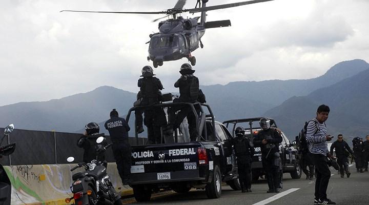 Meksika hükümetinden ABD'li silah şirketlerine 'kaçakçılık' davası