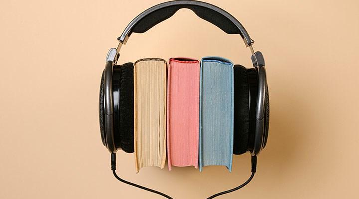 Sesli kitaplar en iyi arkadaş oldu