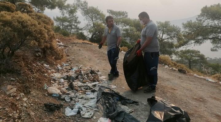 Fethiye Belediye Başkanı Karaca'dan çevreyi kirletenlere tepki