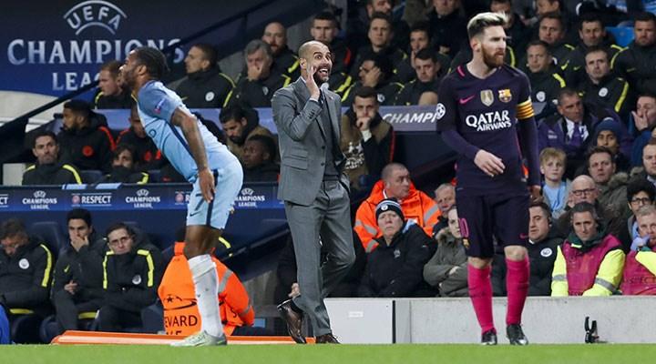 Guardiola: Messi, şu andaplanlarımız arasındayok