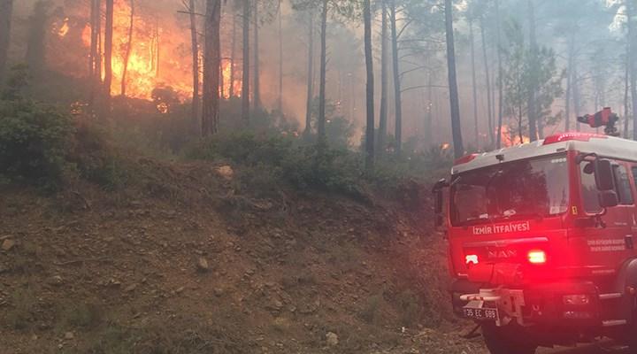 Orman İzmir kampanyasında 1,5 milyon TL'den fazla bağış toplandı