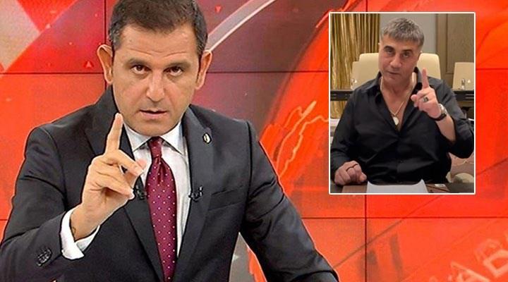 Fatih Portakal'dan Sedat Peker yorumu: Devran döndüğünde pazar çok karışacak