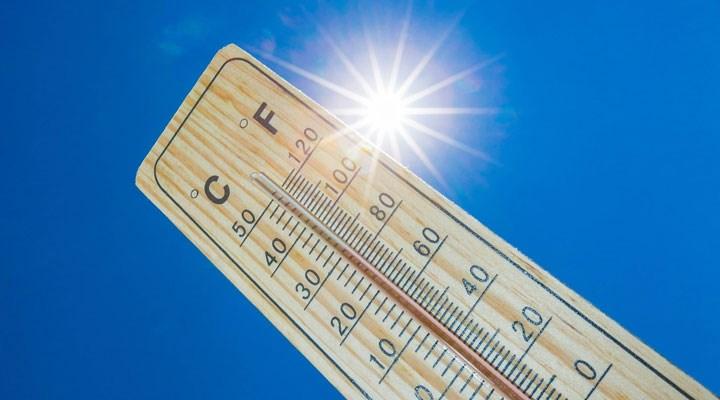 Türkiye'de geçen ay son 51 yılın en sıcak 2. temmuz ayı yaşandı