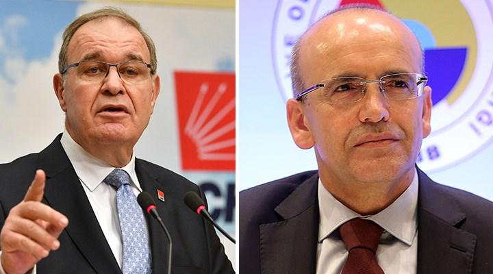 CHP'li Öztrak'tan 'Mehmet Şimşek' iddiasına yanıt