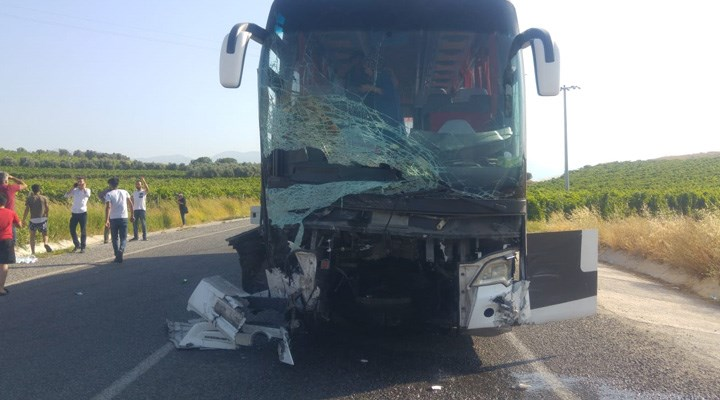 Trafik Güvenliği Uzmanı: Kazaları önlemek için ağır taşıtlarda 3 sistem zorunlu olmalı