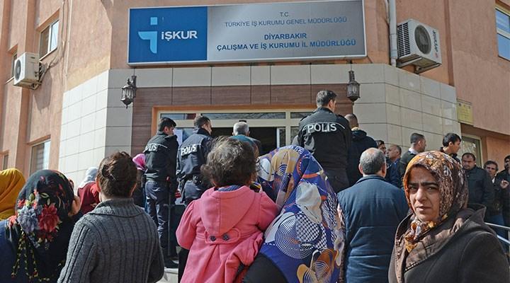3 milyon işsiz İŞKUR kapısında