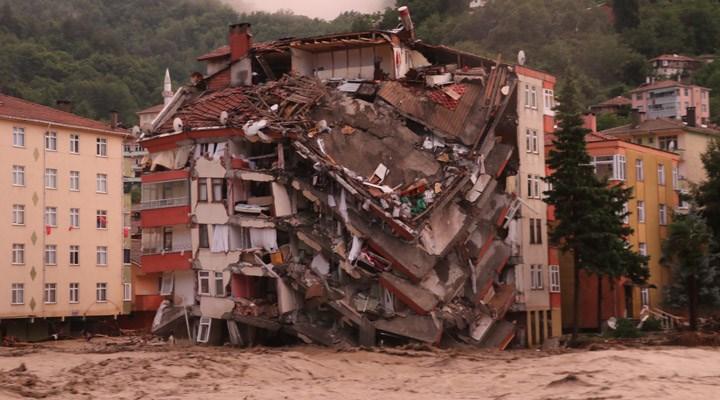 Kastamonu'da sel felaketi: Yıkımın boyutu fotoğraflara yansıdı