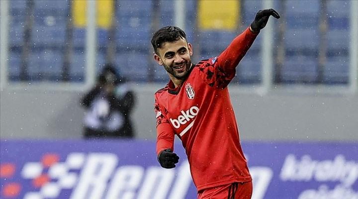 Rachid Ghezzal, resmen Beşiktaş'ta