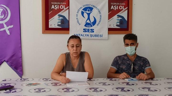 SES Antalya Şubesinden yurttaşlara çağrı: Tedirgin olmayalım aşı olalı