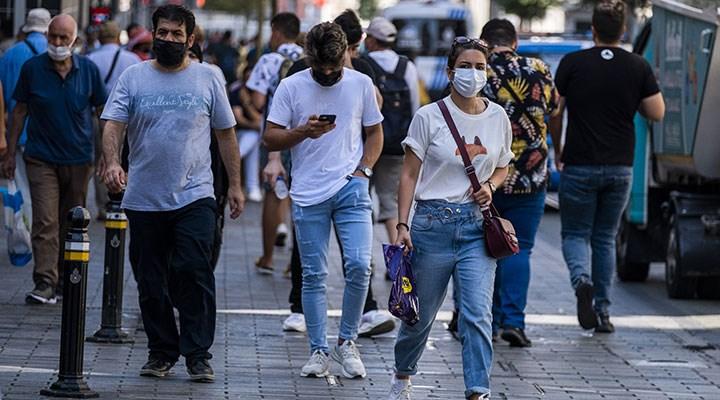 71 ildeki koronavirüs vakaları 100 bin kişide 100'ü aştı