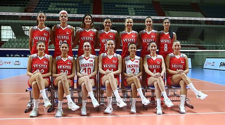 A Milli Kadın Voleybol Takımı'nda hedef Avrupa şampiyonluğu