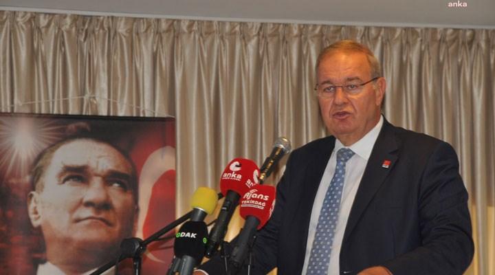 CHP'li Öztrak: Felaketzedelerle pazarlık yapılmasın