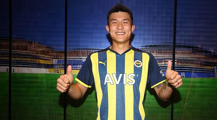 Fenerbahçe, Min-Jae Kim ile 4 yıllık sözleşme imzaladı