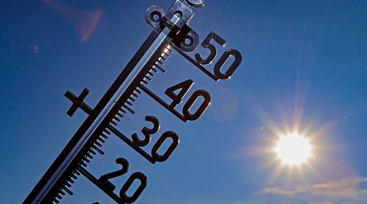Temmuzda dünya çapında 142 yılın sıcaklık rekoru kırıldı