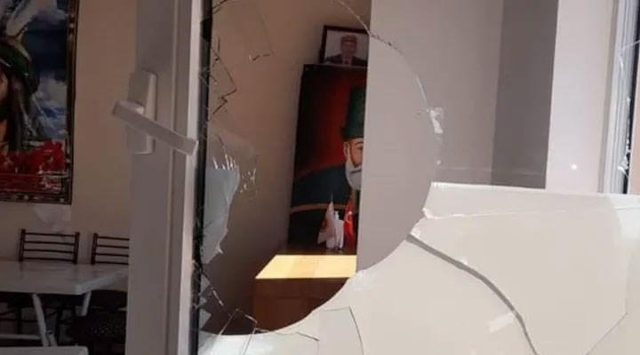 İstanbul'da Ali Baba Sultan Cemevi'ne saldırı