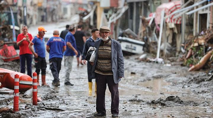Yürek yakan tablo: Sel felaketinde 58 kişi yaşamını yitirdi