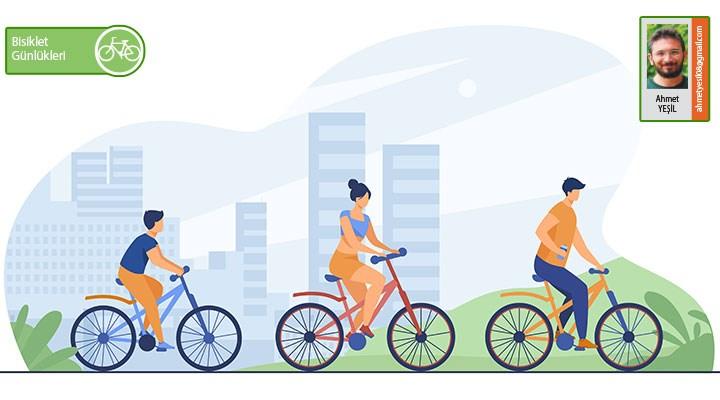 Bisiklet keyiftir yaşam tarzıdır