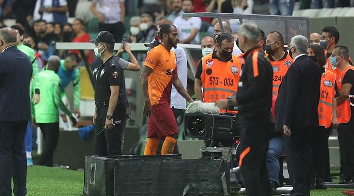 Takım arkadaşına saldıran Marcao'nun kaç maç ceza alması bekleniyor?