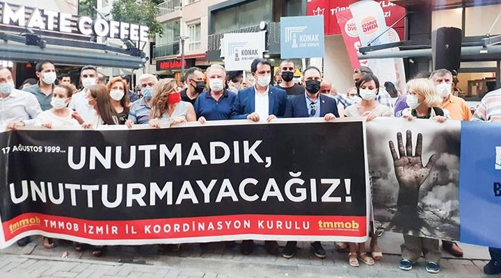 17 Ağustos Marmara depremi unutulmadı