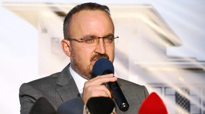 AKP'li Bülent Turan: Biz sınırlarına hâkim olan bir ülkeyiz