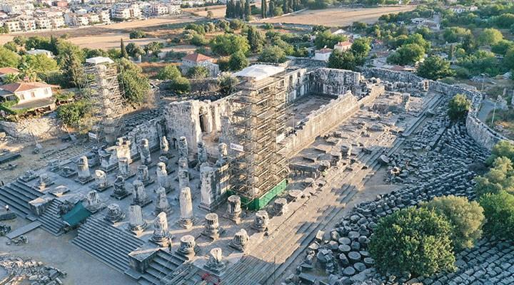 Apollon restore edilecek