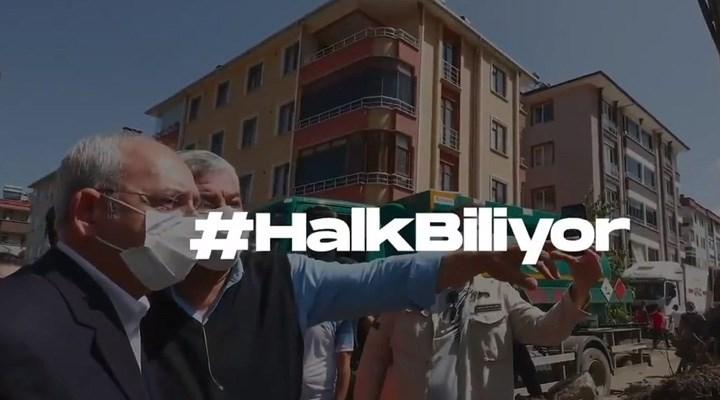 CHP'den Erdoğan'a videolu yanıt: #HalkBiliyor