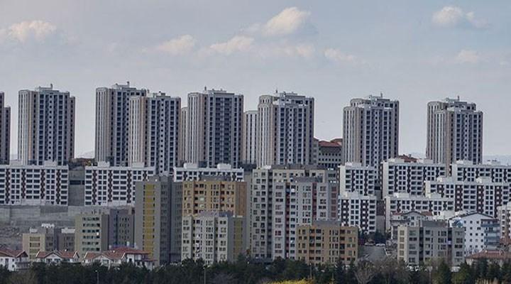 İzmir'de konut satışları yüzde 63 oranında azaldı
