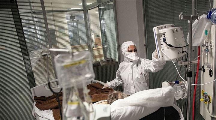 Vaka sayıları yeniden arttı hastaneler doldu
